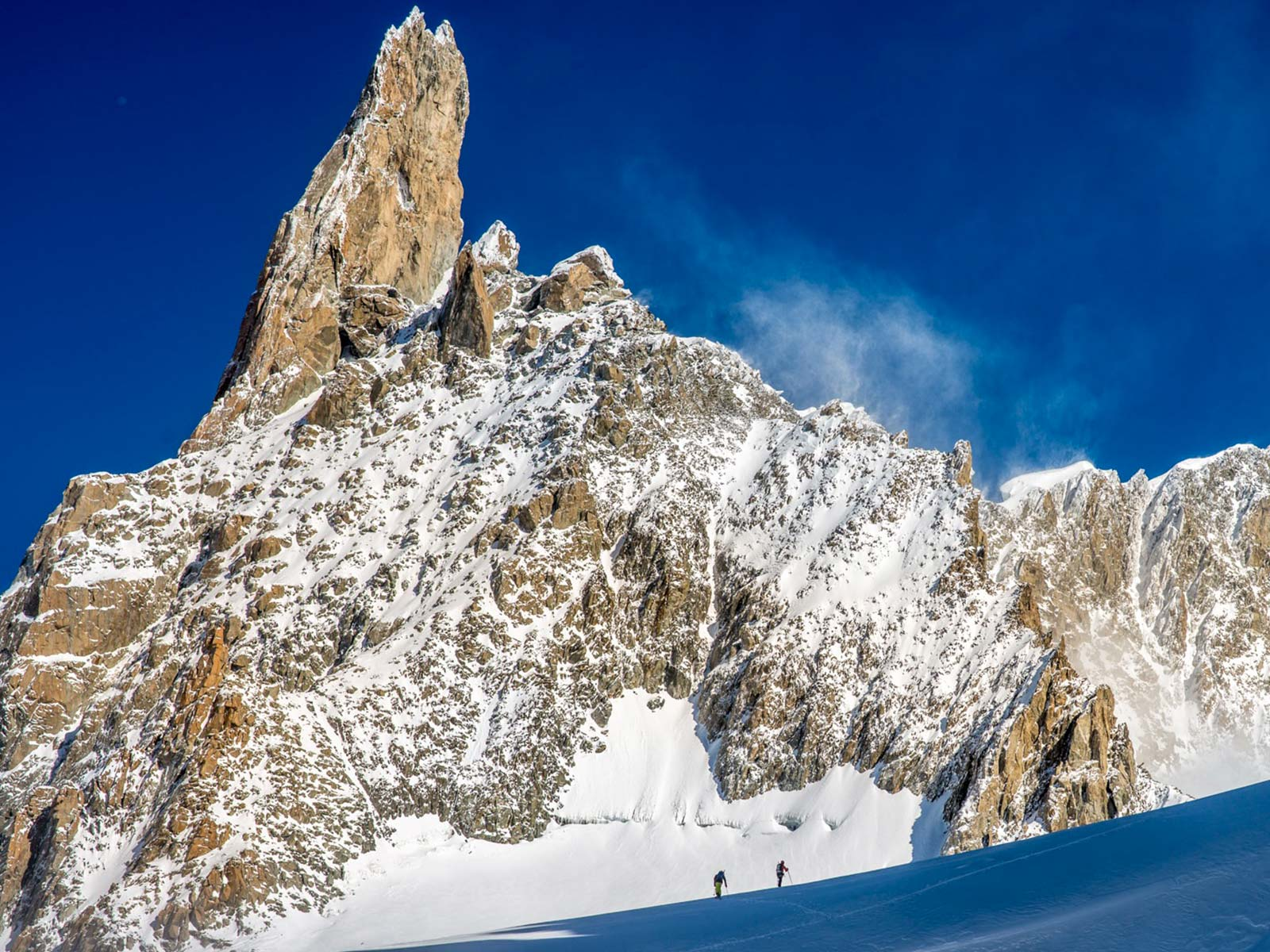 Heliski Courmayeur