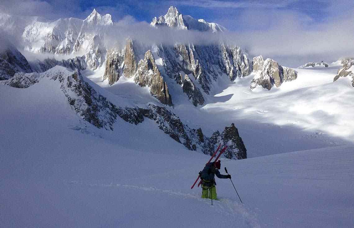 Heliski Alpes
